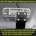 For Mercedes Benz R Class R350 R500 ML350 W203 W211 W209 B200 A160 W219 Car CCD Night Vision HD Backup Rear View Camera Parking