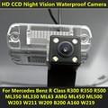 For Mercedes Benz R Class R350 R500 ML350 W203 W211 W209 B200 A160 W219 Car CCD Night Vision HD Backup Rear View Camera Parking