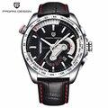 2016 Relógios Homens Marca De Luxo Pagani Relógio de Forma Multifuncional Relógio do Esporte Dos Homens do Cronógrafo de Quartzo Relógio Hombre Relogio masculino