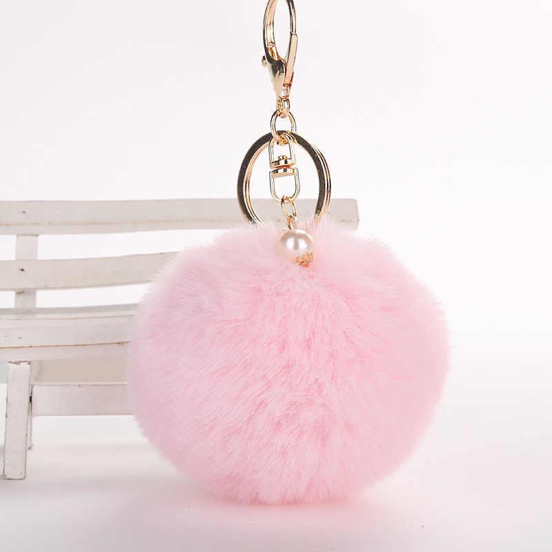 1 шт. оптовая продажа симпатичный помпон pom плюшевые брелки маленькие подвесные плюшевые игрушки женская сумка брелок креативный День святого Валентина подарки на день рождения