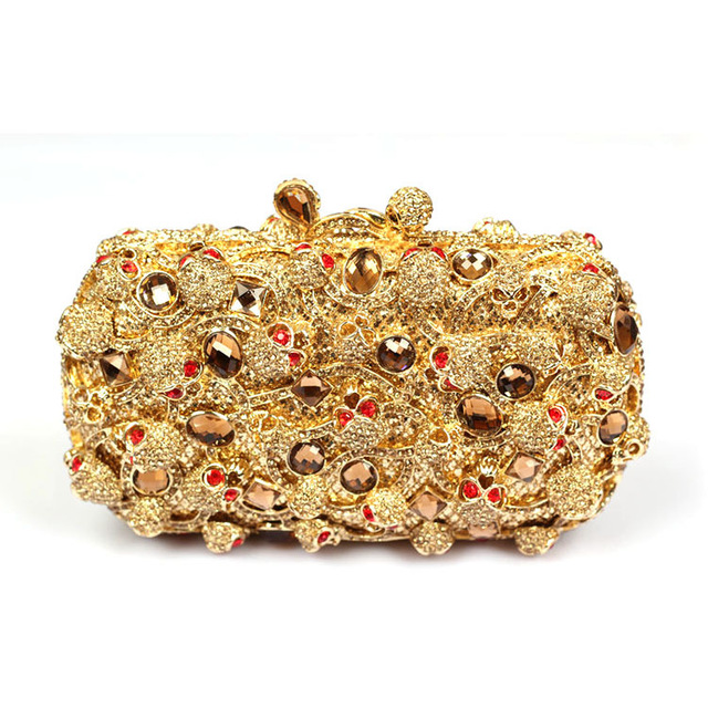 Cheap Gold Clutches Promotion-Shop for Promotional Cheap Gold ...