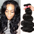 Malaysian Virgin Hair Body Wave 4 Bundles Queen Beauty Products 8A Unprocessed Human Hair Weave Malaysian Body Wave Hair Bundles