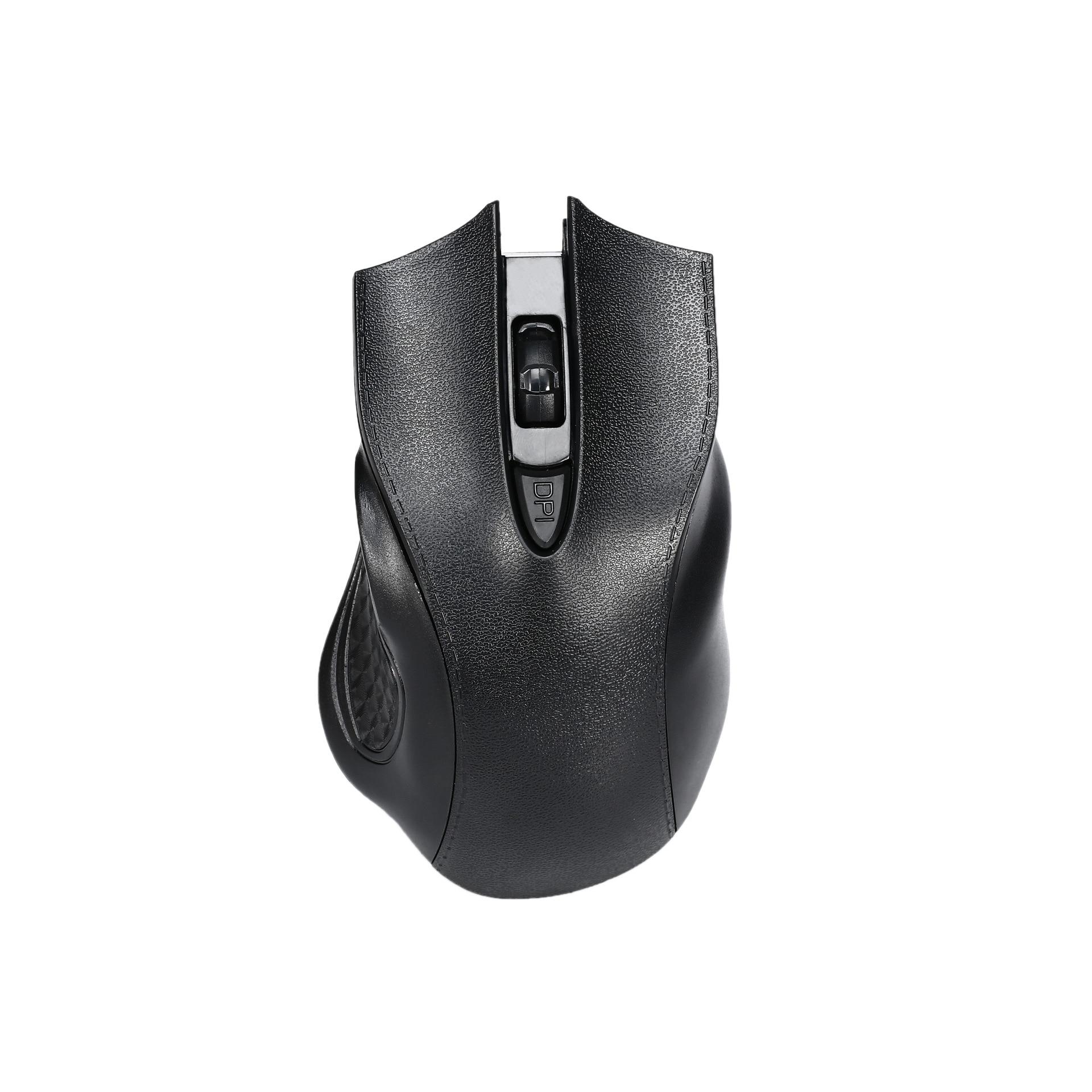 New 2.4G Wireless Office Mouse USB Computer Notebook Desktop