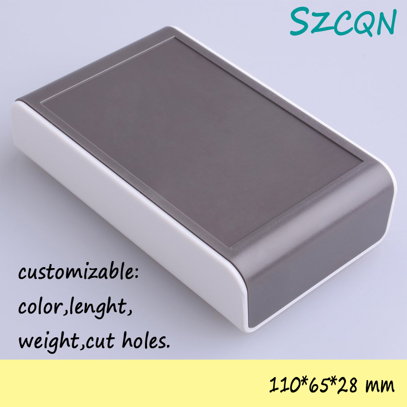 6 Color Plastic Enclosure Plastic Box Electronics