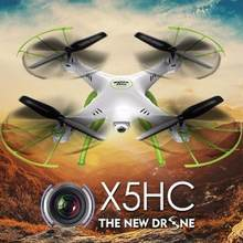 En venta SYMA X5HC 4-CH 2,4 GHz 6 ejes RC Quadcopter(China)
