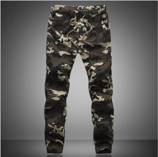 2018 Mens Casual Camouflage Sweatpants For Men Fashion Jogging Sweat Pants Trouser Men Pantalon Homme Plus Size M-4XL 5XL
