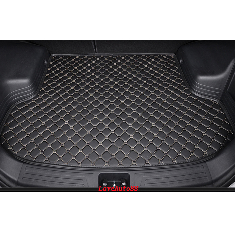 Image 4 - Custom Car Trunk Mat For Honda All model CRV CR V Accord Civic Fit Jade Freed Car Styling Auto Accessories Car Pad