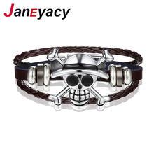 Новый модный аксессуар janeyacy мужской браслет повседневный