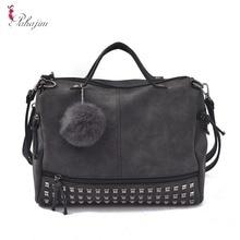New 2017 women handbag stripe canvas bag chain tassel hangings fashion