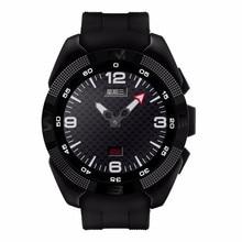 Smart Watch G5 MTK2502C + 240*240 1,2 Zoll Smart Uhr Bluetooth 4,0 Gesundheit Pulsmesser Smartwatch Android für IOS