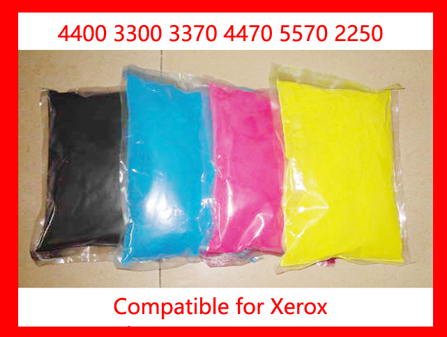 High quality color toner powder compatible xerox 4400 3300 3370 4470 5570 2250 refill toner,color powder free shipping high quality color toner powder compatible xerox 5065 6500 7500 7550 242 700 5580 560 refill toner color powder free shipping