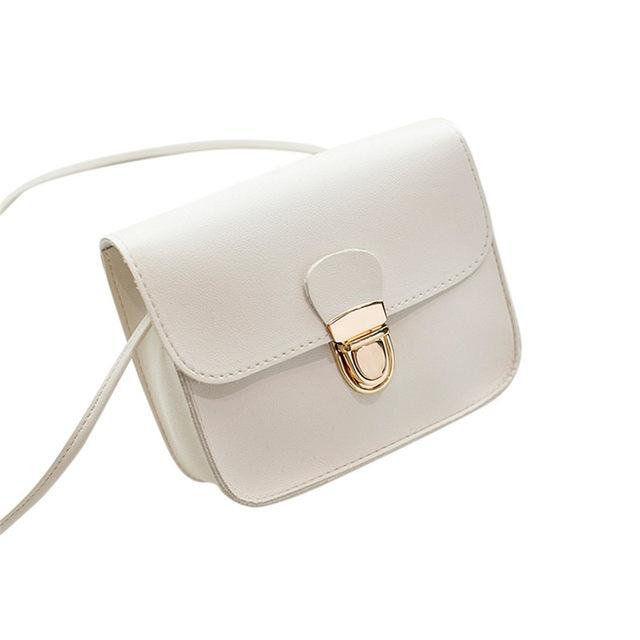 b0e07840913e Small Women Bags PU leather Messenger Bag Clutch chain Bags Designer Mini  Shoulder Bag Women Handbag Hot Sale bolso mujer purse