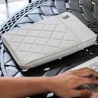 Portable 15.6 inch Notebook Handbag Waterproof Laptop Sleeve Bag Case For Macbook Air Pro Retina HP ASUS Dell Laptop Liner Bag