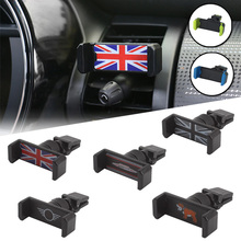 Phone-Mount Cooper-Accessories Air-Vent Countryman JCW F56 R56 Mini for R55 Universal