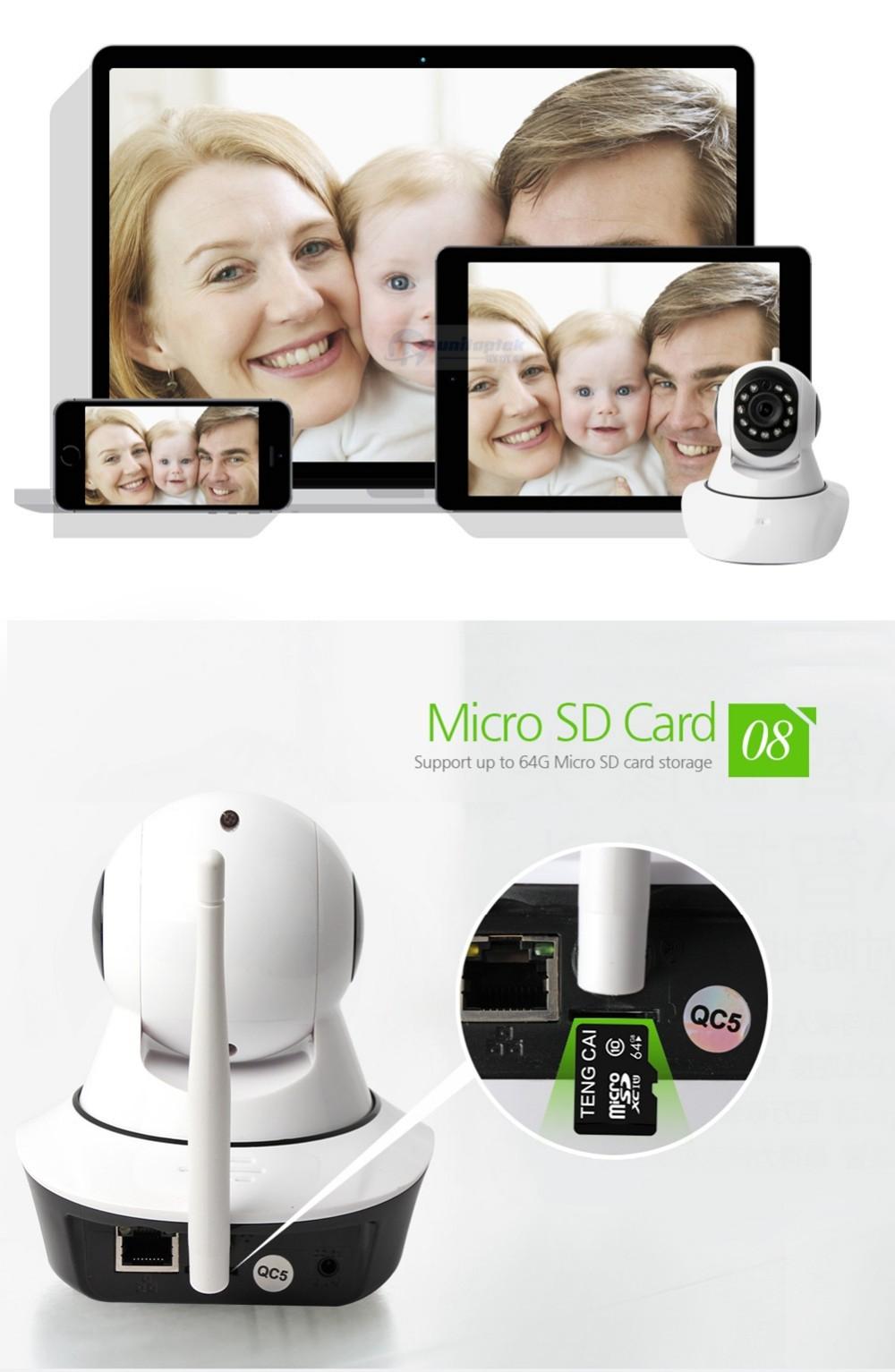 09 Wireless IP Camera