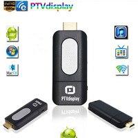 Dongle Wifi HDMI Anzeige Empfänger TV Box-Stick HD 1080 P 1280x720 Bildschirm DLNA Airplay Miracast Für telefon/Mac/Windows