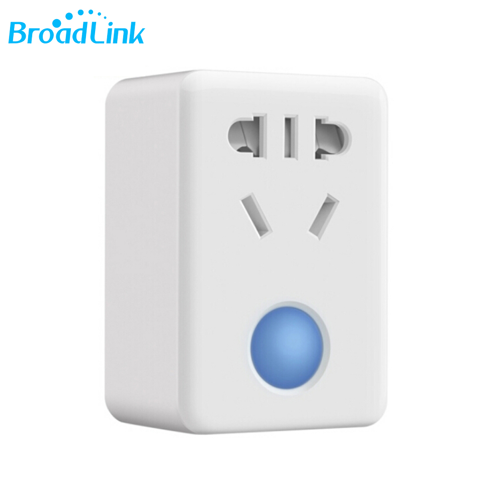 imágenes para Original SP Broadlink Control Mini3 Mini 3 Smart Plug Socket Wifi 4G Control Remoto Inalámbrico Nuevo Diseño de Casa Inteligente automatización