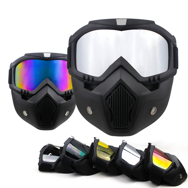 7225b8df427 OSHOW Ski Goggles Women Snow Sunglasses Fast Helmet Accessories Women For  Snowboard Single Lens Glasses Universal