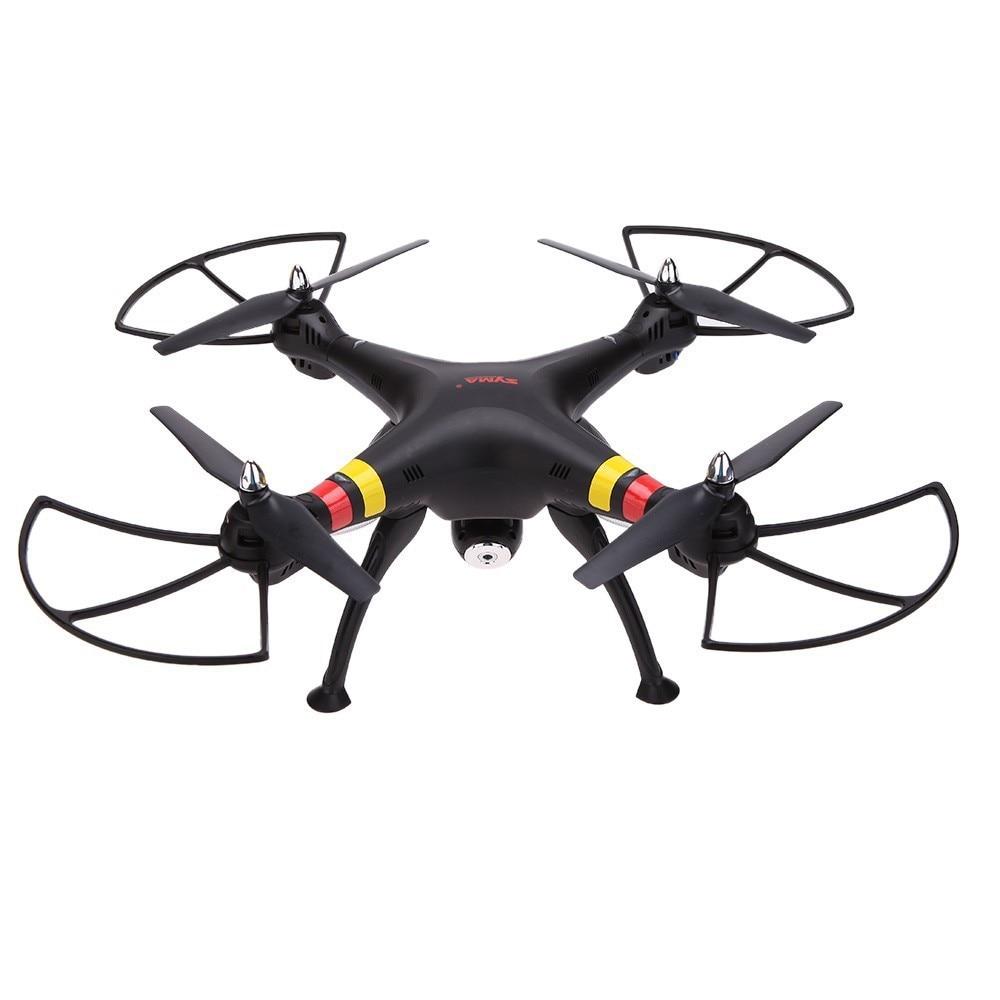 Syma X8C Profissional Dron Quadcopter Drones con Cámara HD de 2.0MP 2.4G 4CH 6-A