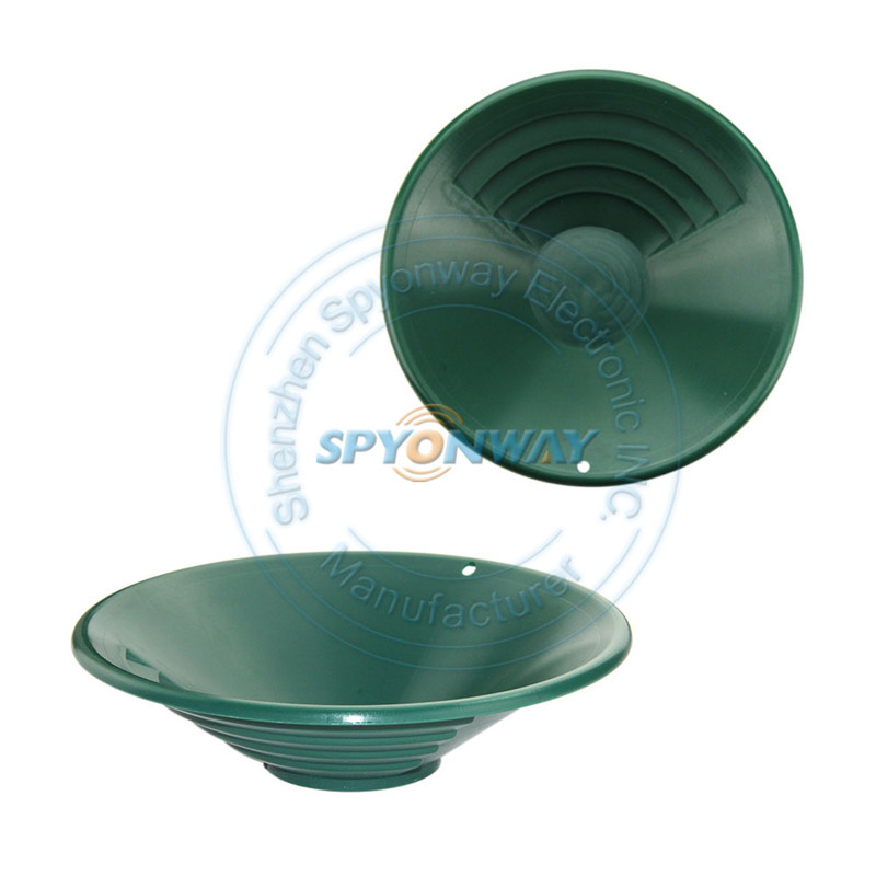 Gold Rush sieve Sifting Classifier Screen Sieve Pan Size: 260*72mm sand pot, gold sieve tray, wash gold basin