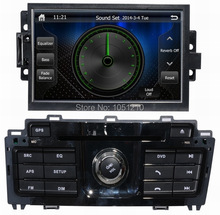 Ouchuangbo 7 inch HD multimedia radio gps DVD fit Brilliance H530 support canbus BT iPod 2015 Russia map