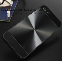 Aluminum case for iphone 5s 5g CD Vein matel back cover for iphone 5g new arrival cases for iphone5s Fashion top quality