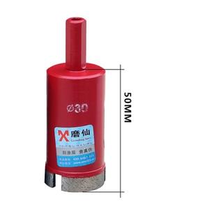 Image 3 - MX 1PC 6 85mm 10mm 12mm Arble Opener Diamond Core Bit Hole Saw Drill Bit For Marble Granite Brick Tile Ceramic Concrete Drilling