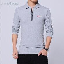 EVES Large Size 5XL polos para hombre Cotton Zipper polo shirt men long sleeve Turn Down Colar 3D Print for mens