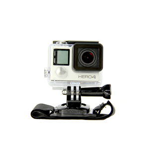 Image 2 - SnowHu for Gopro Accessories 360 Degree Rotation Hand Wrist Strap Band for Go pro Hero 9 8 7 6 5 for Xiaomi Yi 4k for sjcam LD09