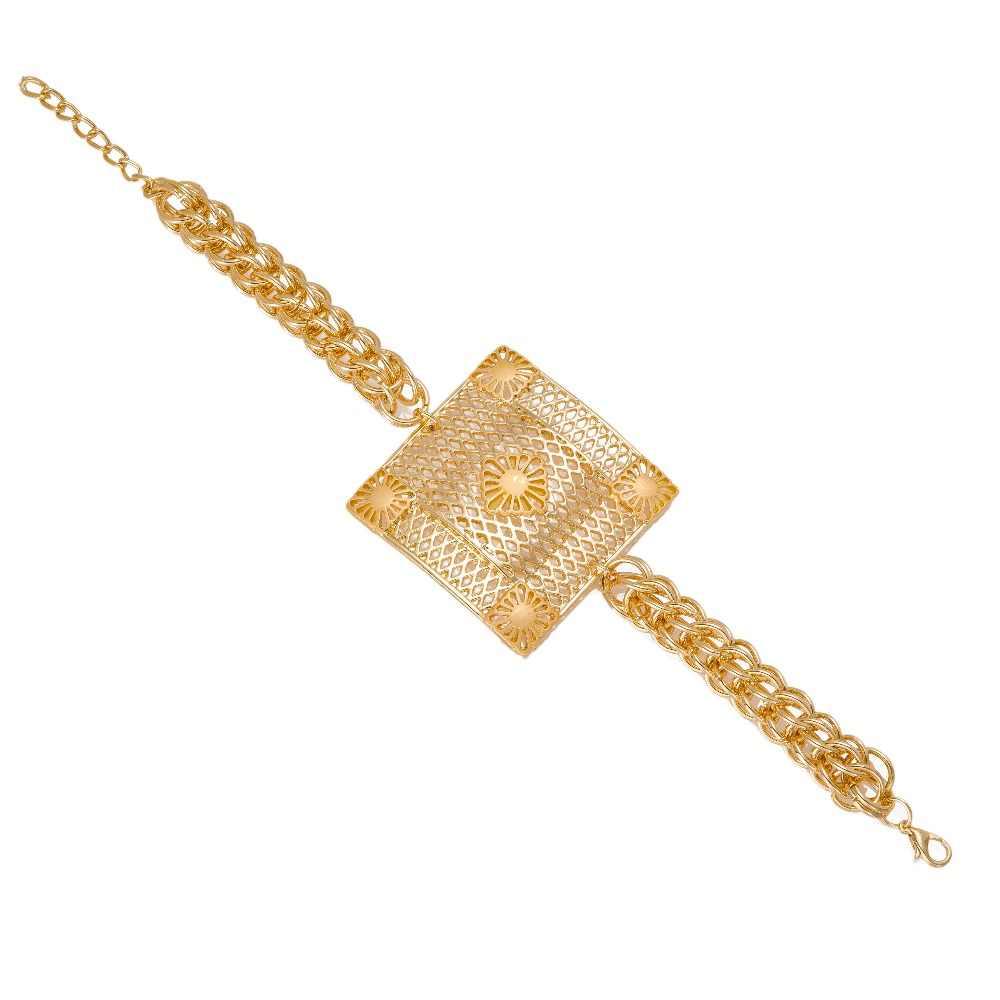 MUKUN mịn chất lượng trang sức Bộ Nữ Dubai màu Vàng Trang Sức bộ Châu Phi Nữ Lớn Vòng Cổ Trang Sức Ngày của Mẹ quà Tặng
