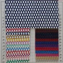 Искусственная кожа ПВХ Новые популярные цвета узор в горошек Камни зерна кожаный материал