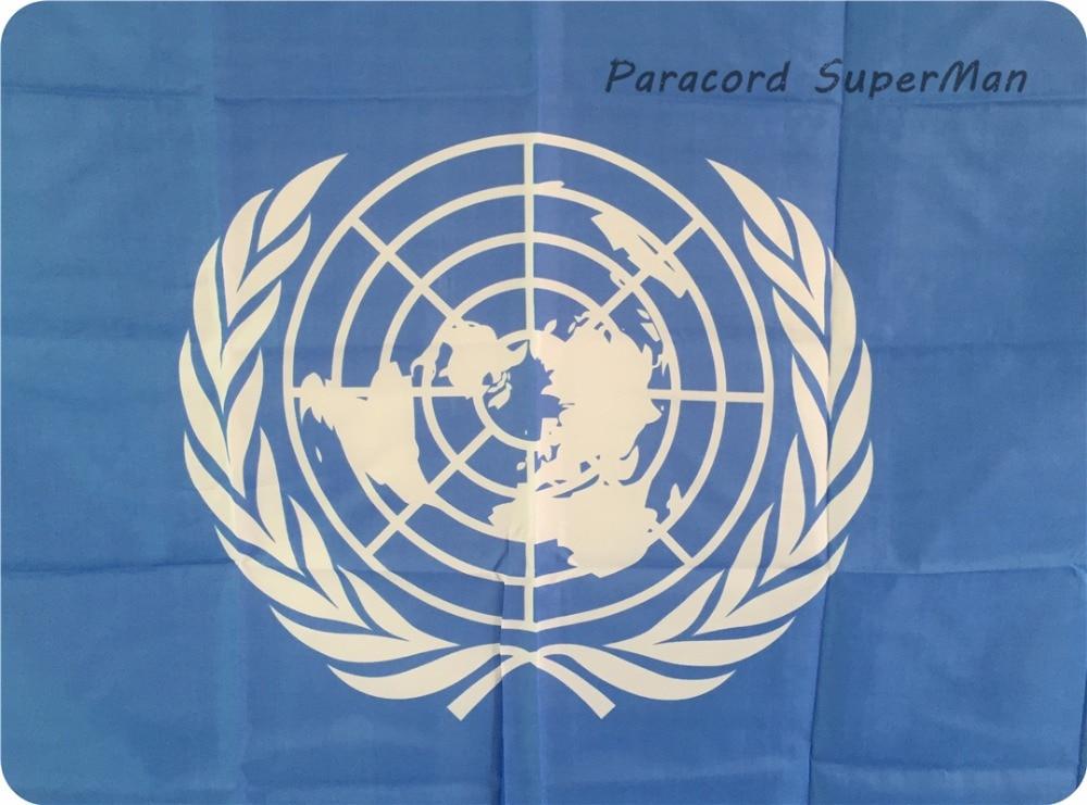 UNO πανό FLAG 3 x5ft Κρεμαστά πολυεστέρες - Ομαδικά αθλήματα - Φωτογραφία 3