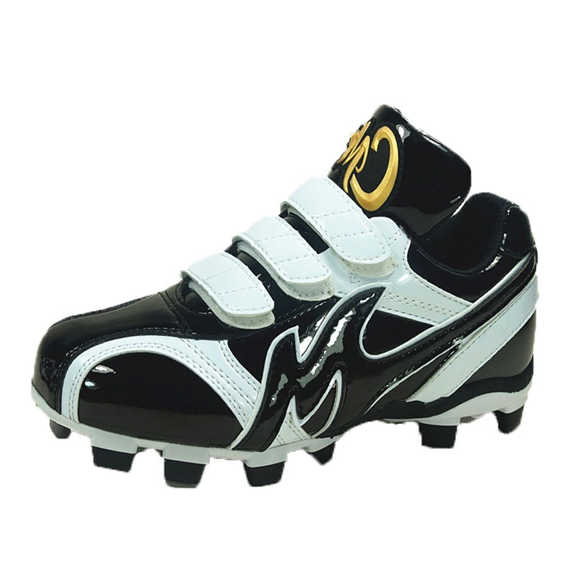 Baseball-Shoes Spikes Soft-Flats Men Breathable Sneakers Skidproof Training D0552 Size-36-45