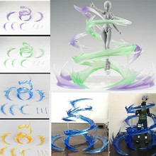 4 Colors SHF Soul Effect For Action Figures Toys For One Piece Dragon Ball Naruto Etc