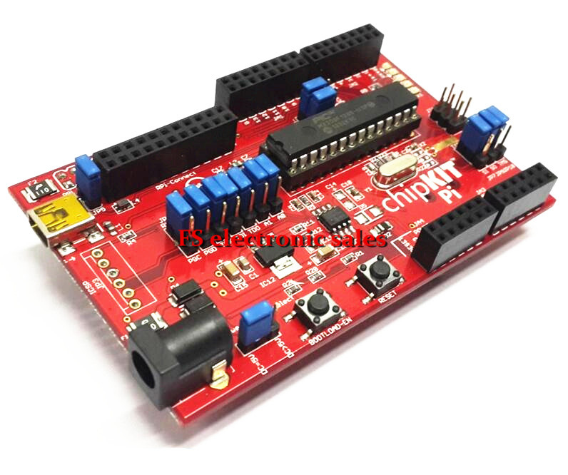 ФОТО Free Shipping raspbreey pi CHIPKIT PI PIC32 extended edition features scalable application arduino chipKIT