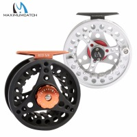 Maximumcatch High Quality ECO 3 4 5 6 7 8WT Fly Reel Large Arbor Aluminum Fly