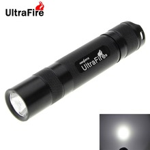 UltraFire XM-L2 U2 8-Mode 2.8A 800lm 1-LED Memoria Linterna LED de Alta Luminosidad bombilla LED Antorcha