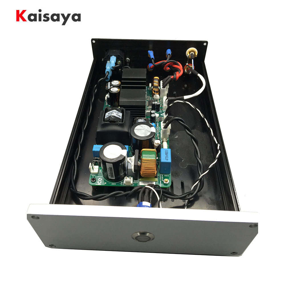 Icepower placa amplificador de alta fidelidade ice125asx2 duplo canal estéreo módulo amplificador de áudio de alta fidelidade digital sem ajuste de volume t0536