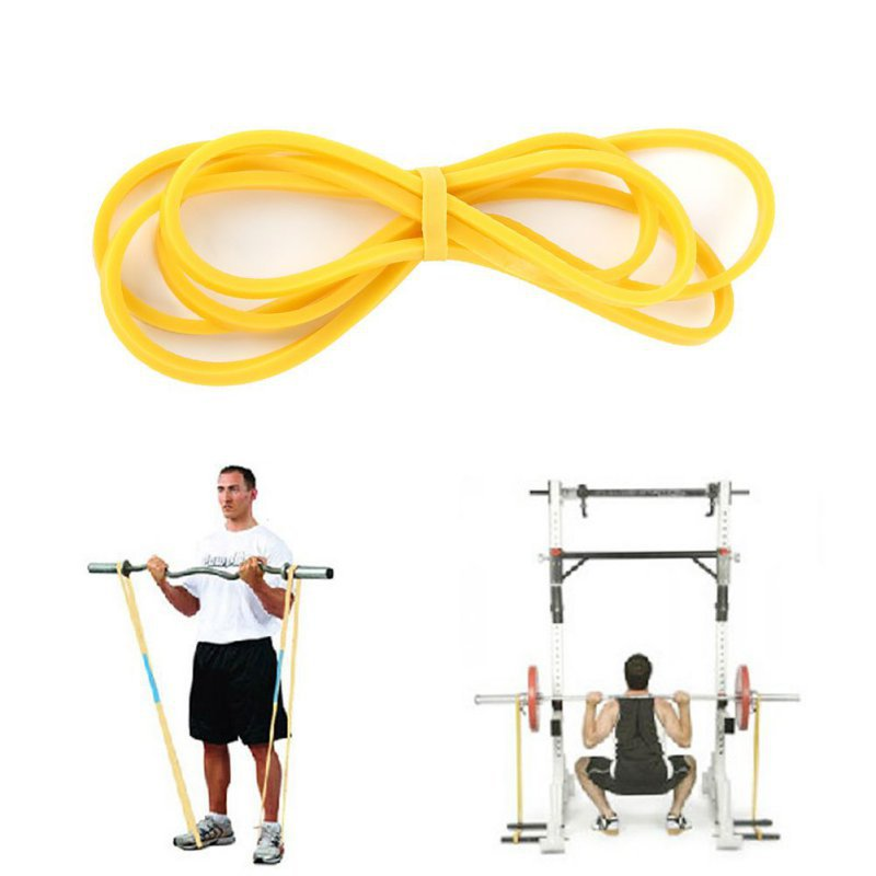 Body Building Resistance Band for Crossfit Gym font b Weight b font font b Lifting b