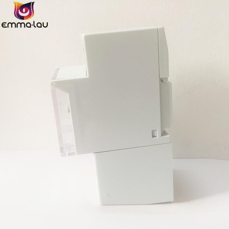 Ac 110-230 V 7 Min Din-schiene Treppe Din-schiene Relay Switch Zeit Timer Korridor Controller L15 Timer