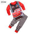 toddler boy clothes set Buzz Lightyear kids pajamas set cartoon cow disfraz woody cars pijama infantil super mario bross pijama