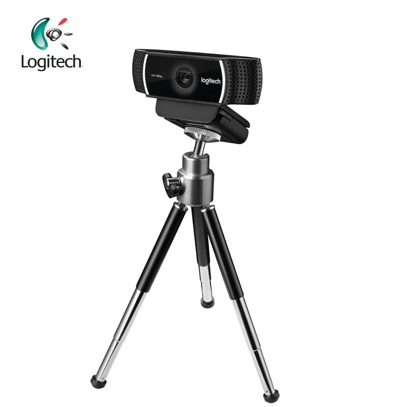 Logitech C922 HD 1080p WebCam Full HD 1080P met ingebouwde microfoon - Computerrandapparatuur - Foto 5