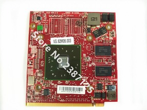 Para ATI Mobility Radeon HD3650 = HD 3470 de 512MB tarjeta gráfica de vídeo para Acer Aspire 4920G 5530G 5720G 6530G 5630G 5920g 32775493780