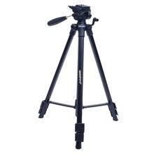 Cambofoto 63-дюймовый профессиональный Портативный Камера путешествия Алюминий штатив с носит мешок