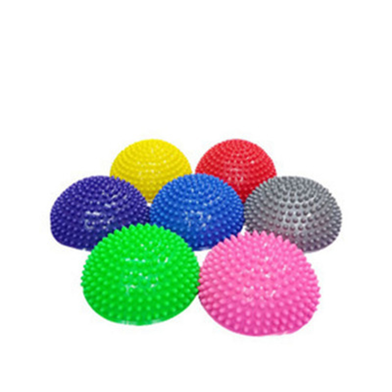 Integration Balance Training Toys For Children Massage Ball Stepping Stones Durian Spiky Massage Balance Balls