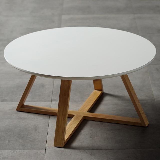 Stile nordico side Table, disegno di moda popolare piccolo caffè ...