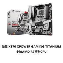 X370 xPower игровой титана материнской R7 Компьютера Серии материнская плата