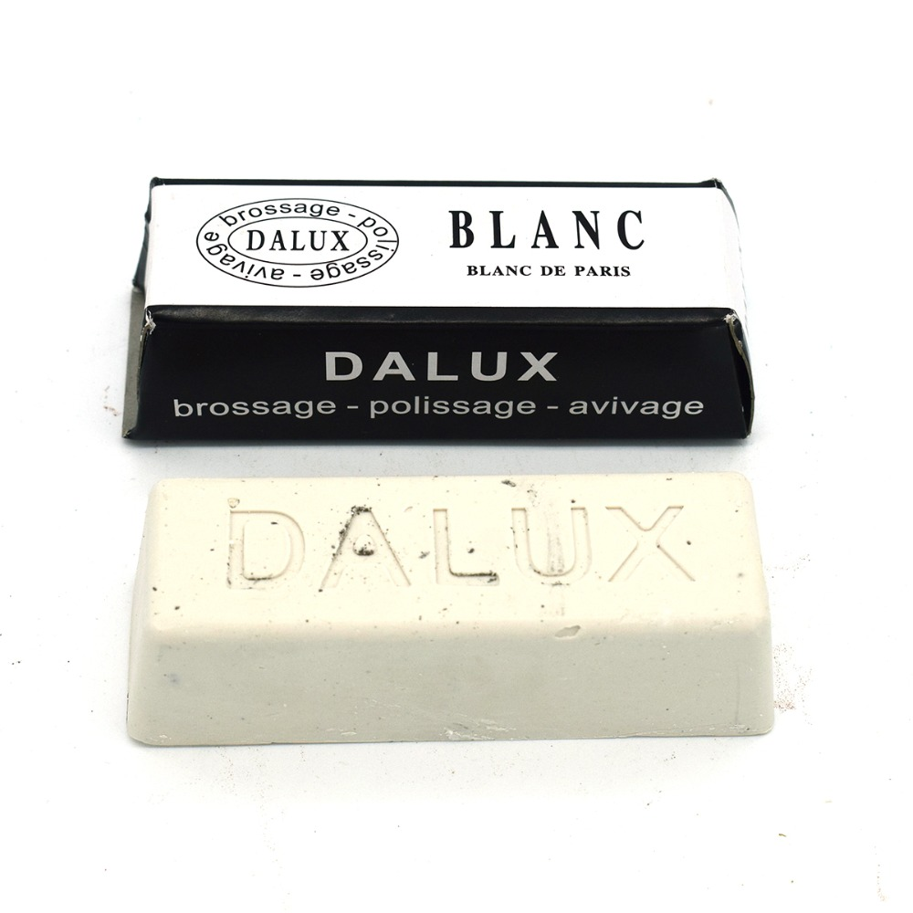 DIALUX WHITE BLANC POLISHING COMPOUND FOR WHITE GOLD SILVER PLATINUM JEWELRY