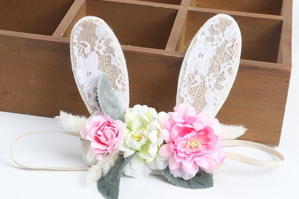 aniversario headwear criancas flor coroa de flores 02