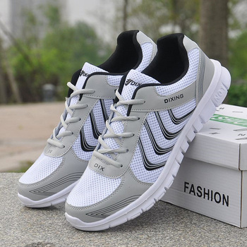Breathable Fashion Women Sneakers Shoes 2019 White Colors Women Casual Shoes Laces Tenis Feminino